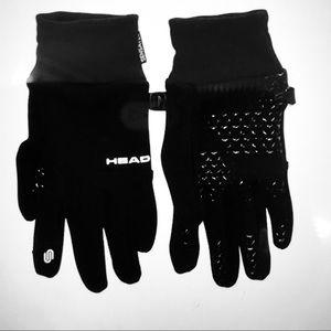 Unisex digital sport running gloves